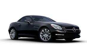 New Mercedes-Benz SLK-Class at Billings