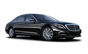 New Mercedes-Benz S-Class at Billings