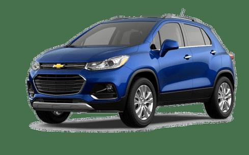 New Chevrolet Trax in Roseburg