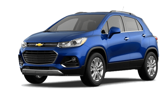 New Chevrolet Trax in Paris