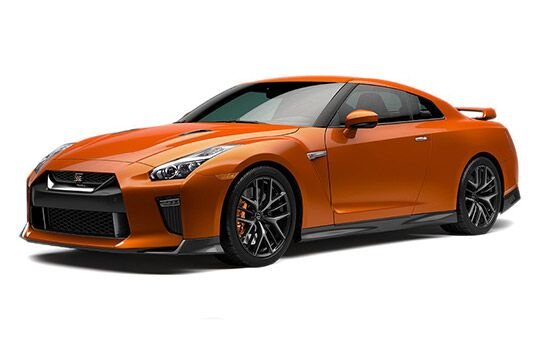 New Nissan GT-R in Melbourne