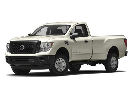 New Nissan Titan in Arlington Heights