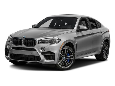 New BMW X6 M in Dallas