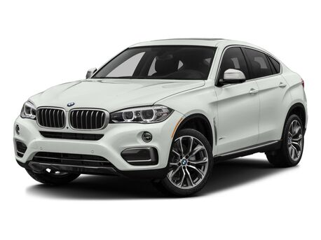 New BMW X6 in Roseville