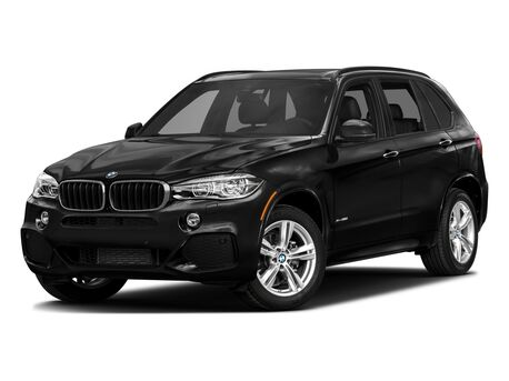 New BMW X5 in Dallas