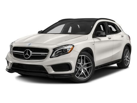 New Mercedes-Benz GLA in Sarasota