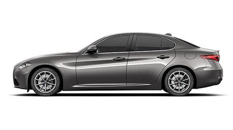New Alfa Romeo Giulia in