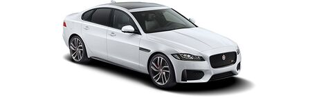 New Jaguar XF in Mills River