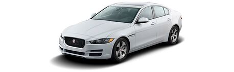 New Jaguar XE in Clarksville
