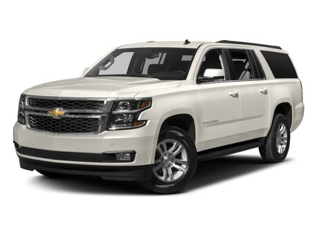 New Chevrolet Suburban in Paris
