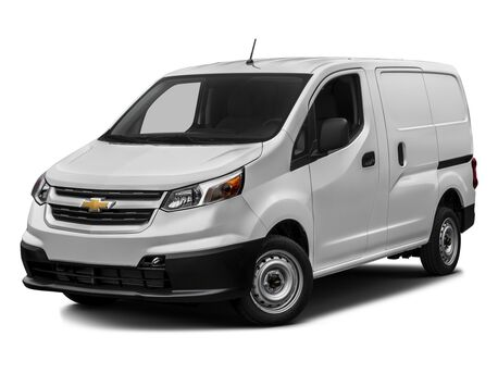 New Chevrolet City Express Cargo Van in