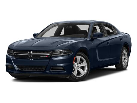 New Dodge Charger in Spring