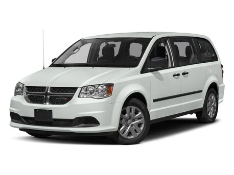 New Dodge Grand Caravan in Spring