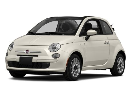 New Fiat 500c in Chicago