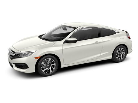 New Honda Civic Coupe in El Paso