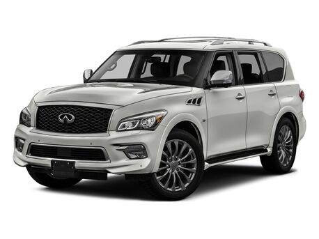 New INFINITI QX80 in Tustin