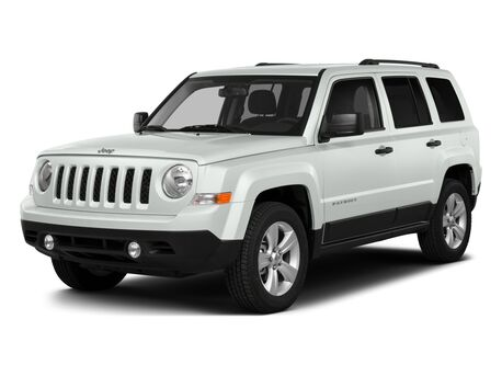 New Jeep Patriot in