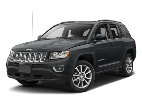 New Jeep Compass in Spring
