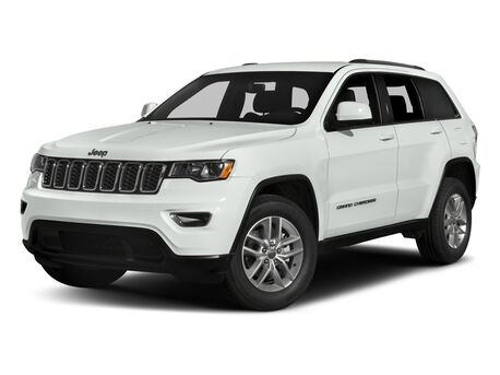 New Jeep Grand Cherokee in Spring