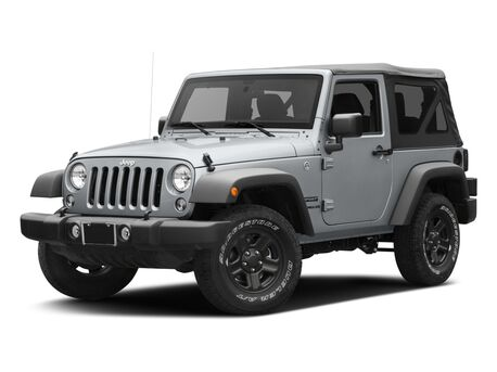 New Jeep Wrangler in Paris