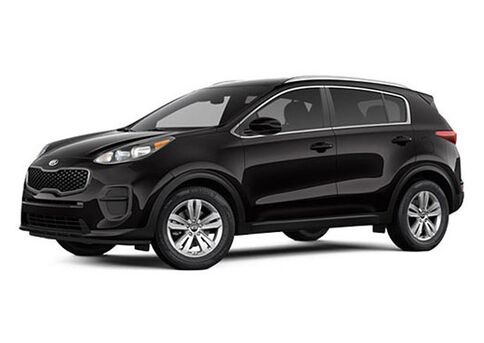 New Kia Sportage in Sheffield