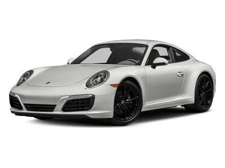 New Porsche 911 in Newport Beach