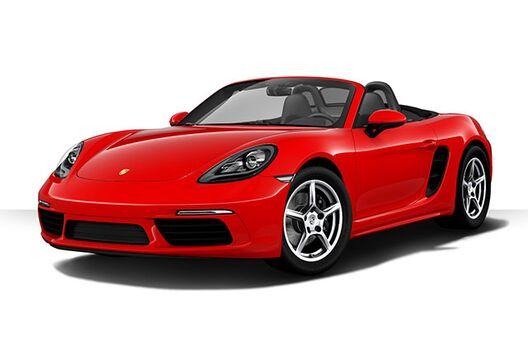 New Porsche 718 Boxster in Newport Beach