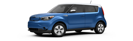 New Kia Soul EV in Dublin