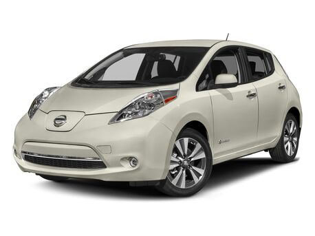 New Nissan Leaf in Del City