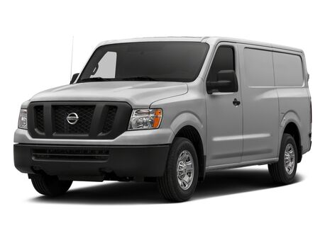 New Nissan NV Cargo in