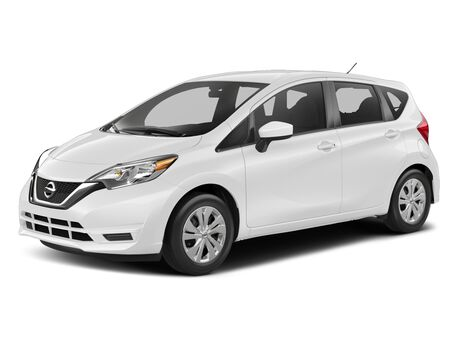 New Nissan Versa Note in