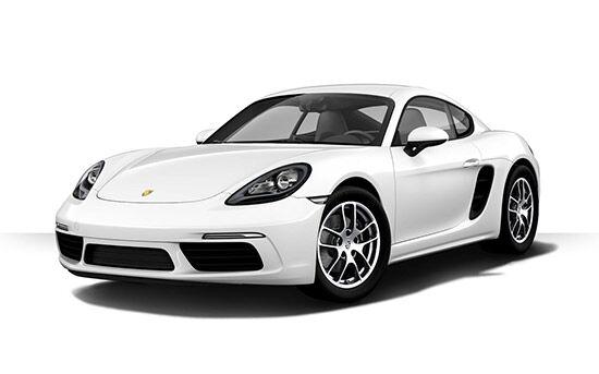 New Porsche Cayman in Newport Beach