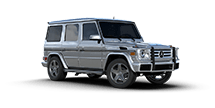 New Mercedes-Benz G-Class in Greenland