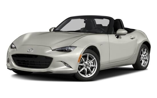 New Mazda MX-5 Miata RF in Scottsdale