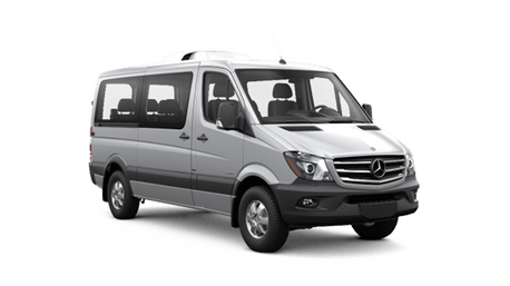 New Mercedes-Benz Sprinter Passenger Van in San Juan