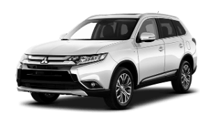 New Mitsubishi Outlander in