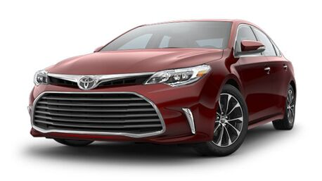 New Toyota Avalon in Lithia Springs
