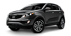 New Kia Sportage in Cleveland