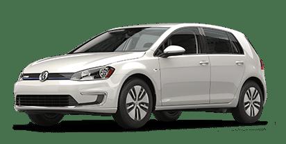 New Volkswagen e-Golf in Santa Monica
