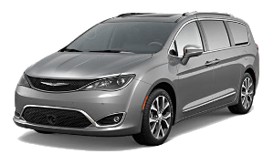 New Chrysler Pacifica in Spring