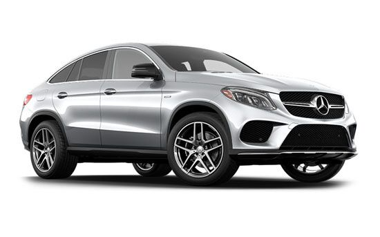 New Mercedes-Benz GLE-Class in Medford