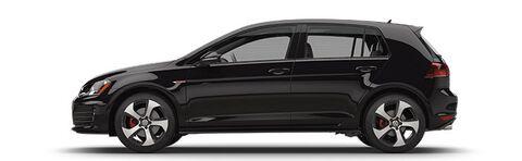 New Volkswagen Golf GTI near Montgomery