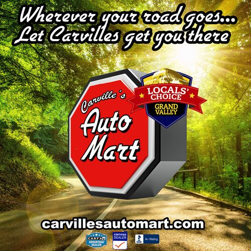 Carville's Forest Road Banner