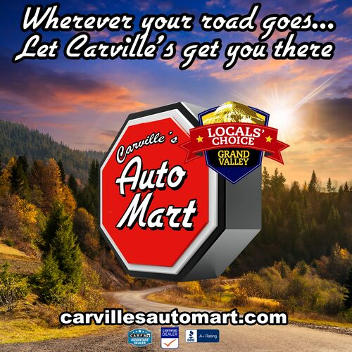 Carville's Mountain Road Banner