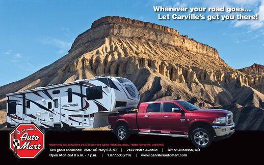 Grand Valley Magazine, Mt. Garfield