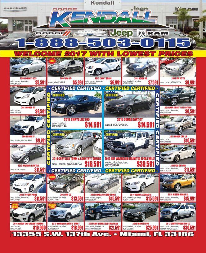 Used Car Extravaganza
