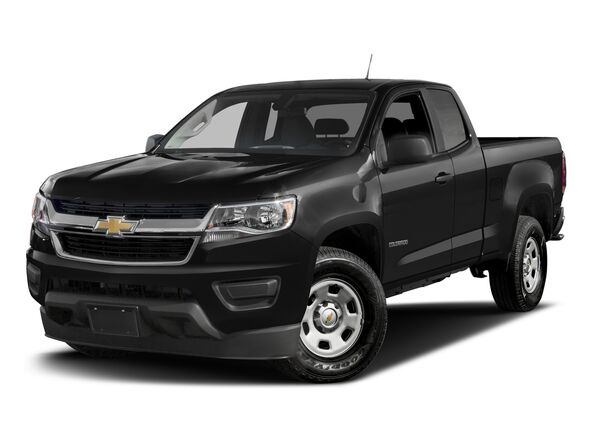 New Chevrolet Colorado in West