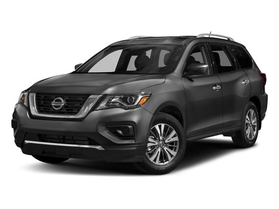 New Nissan Pathfinder in Hinesville