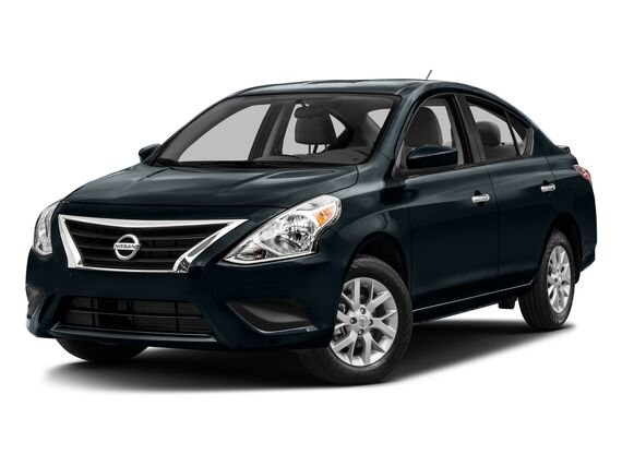 New Nissan Versa Sedan in Hinesville