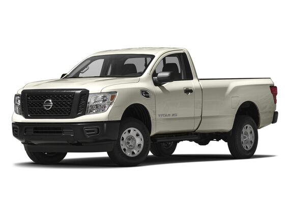 New Nissan Titan in Hinesville